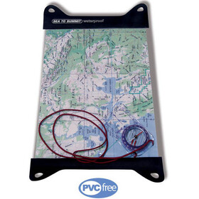 Sea to Summit TPU Guide Map Medium 28x33 cm